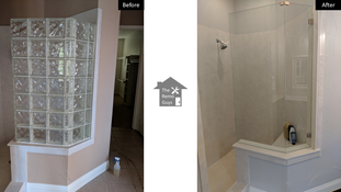 Shower Glass - The Remo Guys