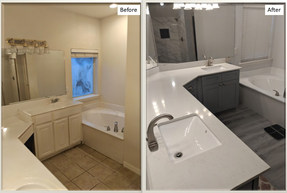 Master Bath Remodel - The Remo Guys