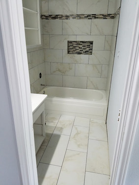 Bahtroom Remodel - The Remo Guys