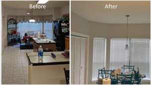 Dining Room Paint - The Remo Guys