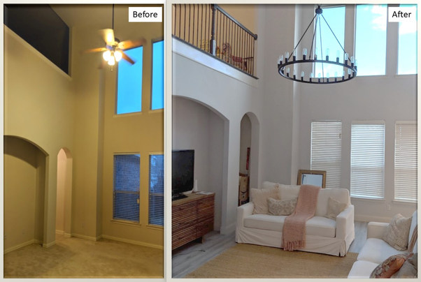 Living Room remodel - The Remo Guys