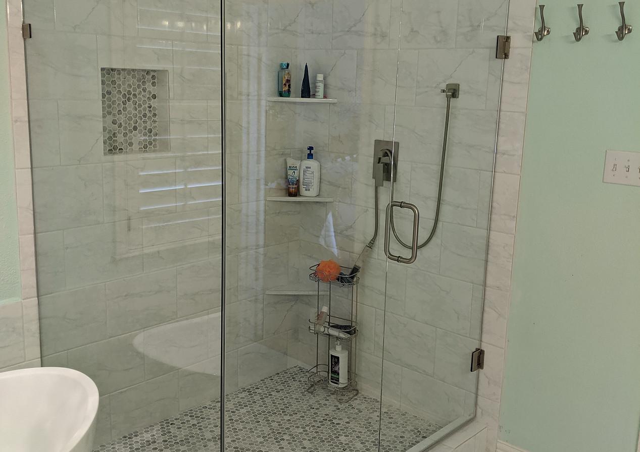 Shower Remodels
