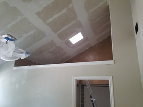 Popcorn ceiling removal - The Remo Guys