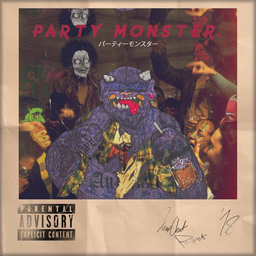 Party Monster - Single, 2018