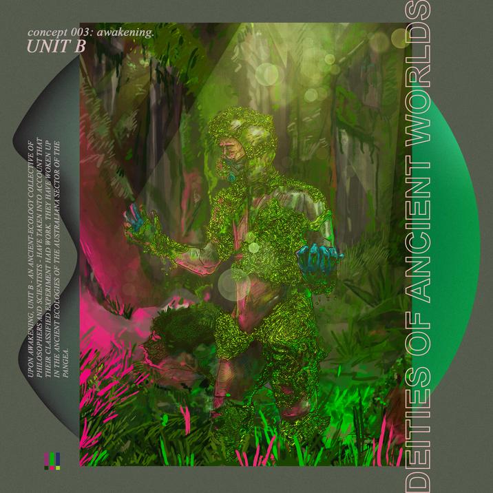 Moss Man (awakening), 2020
