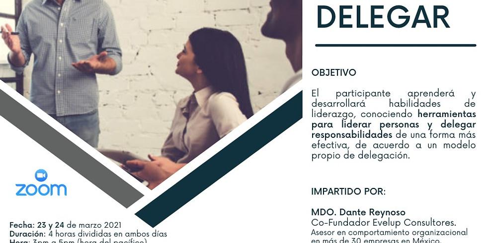 """""""El Arte de Delegar"""" Dominando los trucos del liderazgo"""