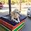 Thumbnail: 3' x 3' Goughnuts Anti-Fatigue Rubber Mat - Dog Bed