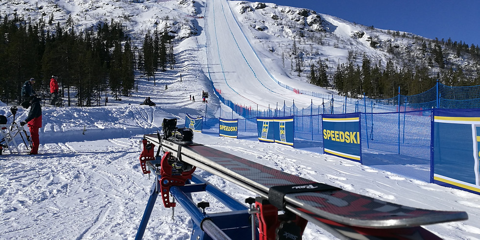 FIS Worldcup of Speedski. Races 1 & 2!