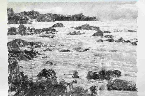 Carrickalinga Rocks, by Leith Semmens