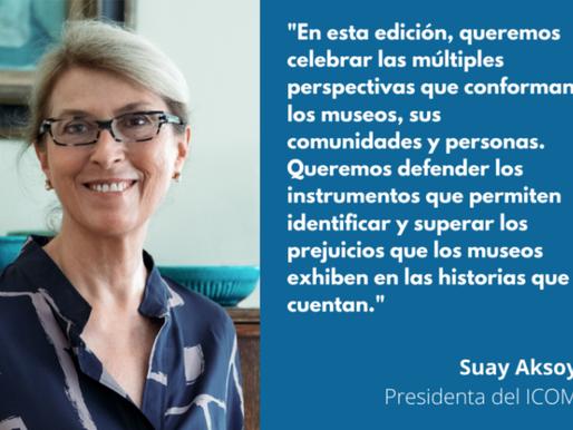 Día Internacional  de los Museos 2020: mensaje de la presidenta