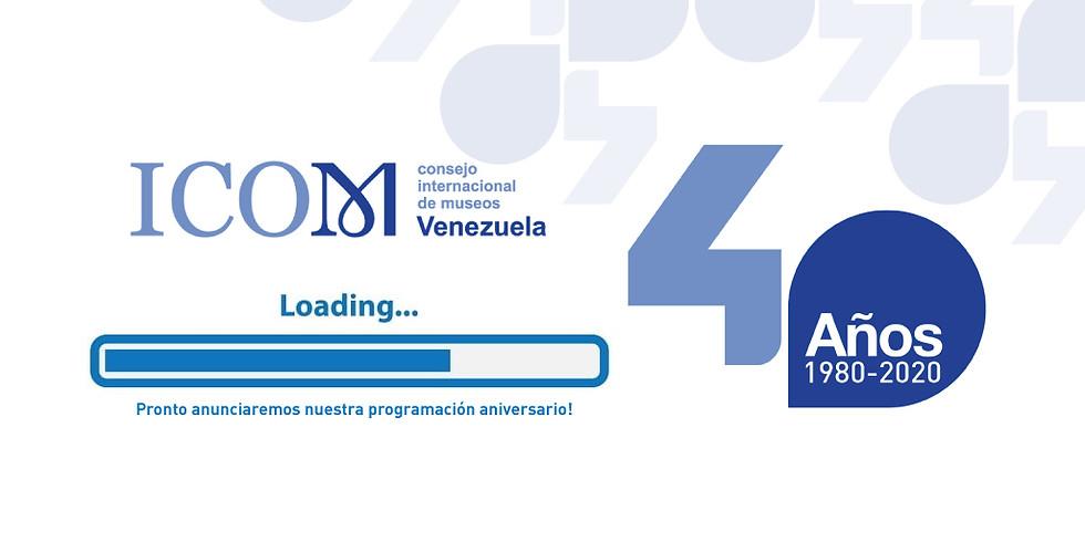 40 Aniversario ICOM Venezuela