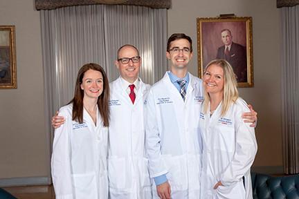 Congrats KU Surgery Department Resident Grads!