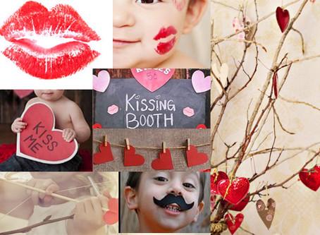 Valentine's Day Mini Kids Sessions