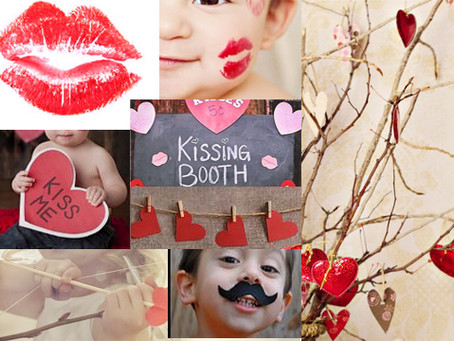 Valentine's Day Mini Kids Sessions