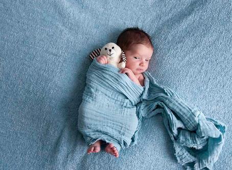 Meet one-week old Will