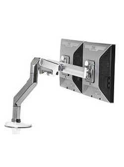 Humanscale M8 Dual Monitor Arm with Crossbar
