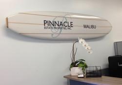PINNACLE MALIBU SURBOARD