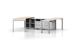 Trendway Trig Desking