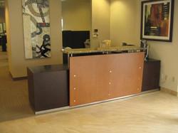 Craftsman Reception Desk RC 75