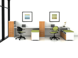 Trig Benching shared office