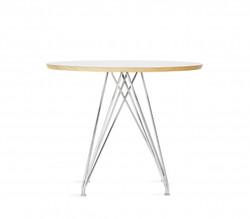 Leland Marquette Radiant Base Table