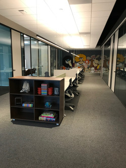 Confer Benching Desk systems