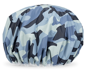 The Camo ShowerShell Shower Cap