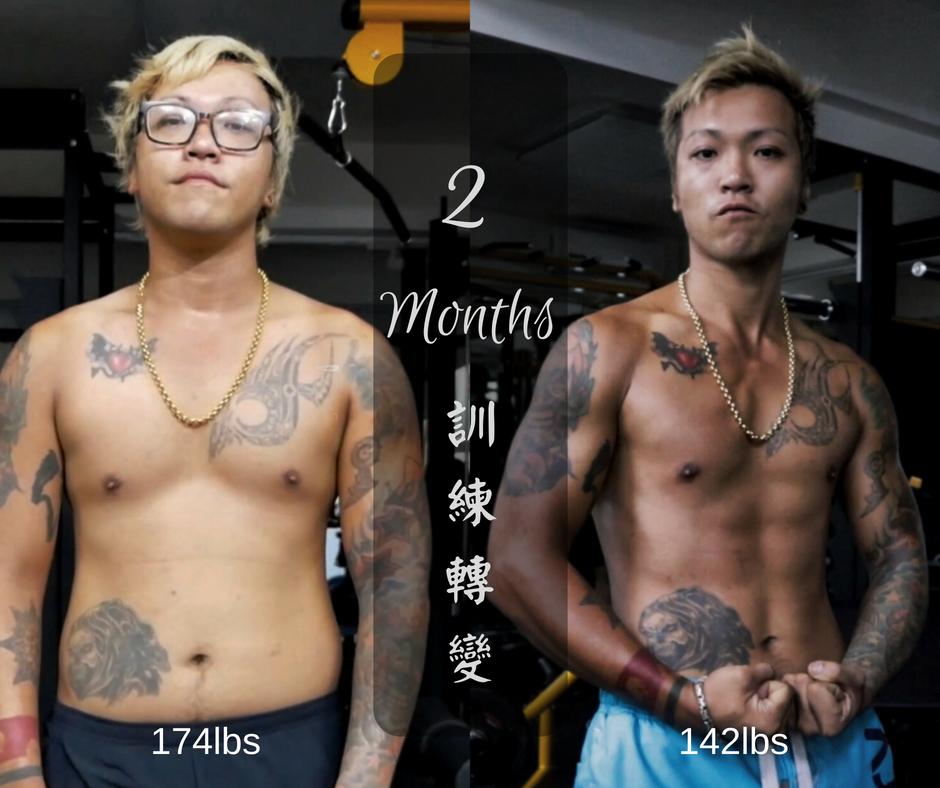 Arnold's Gym 子偉
