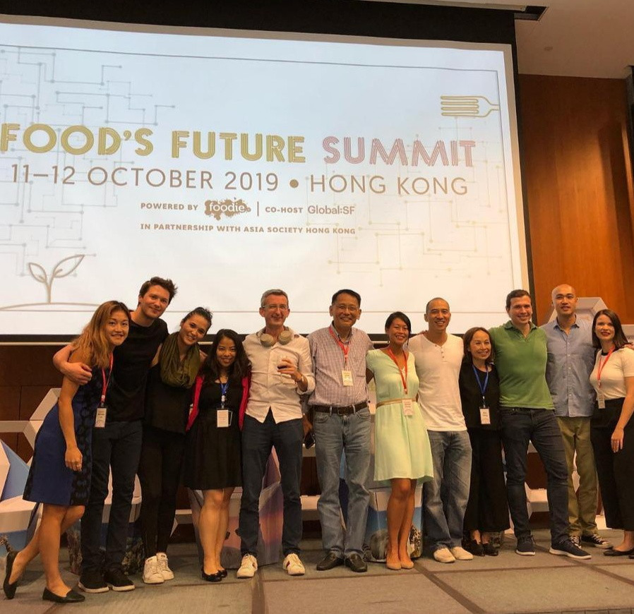Speakers of Food's Future Summit 2019