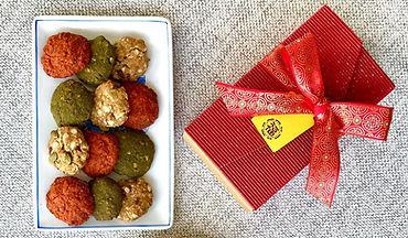 Wonder Trio Flavors Cookie Set