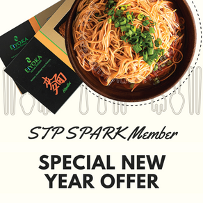 New Year Discount for STP Spark Members!