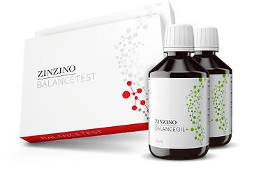 Balance Oil Vegan Kit with Test