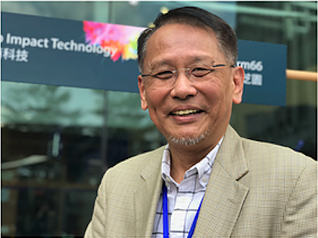 CEO Mr.James Chang