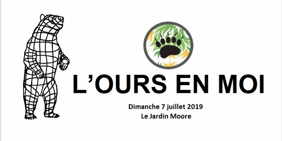 Atelier - L'ours en moi (12h45)