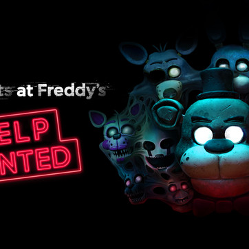 Five Nights at Freddy's: Help Wanted NEW Switch Trailer