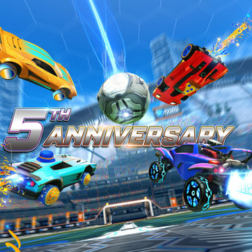 Rocket League 5th Anniversary Details!