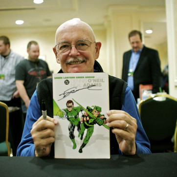Batman Writer Denny O'Neil Has Passed Away