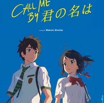 Your Name: Call Me By, The Highest Grossing Anime Film
