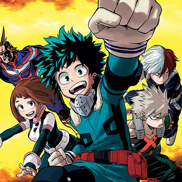 My Hero Academia: Heroes Rising To DVD July 15th!