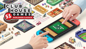 Nintendo Clubhouse Games Out NOW!
