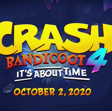 Crash Bandicoot 4: It's About Time Trailer