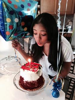 Daughter's Birthday!