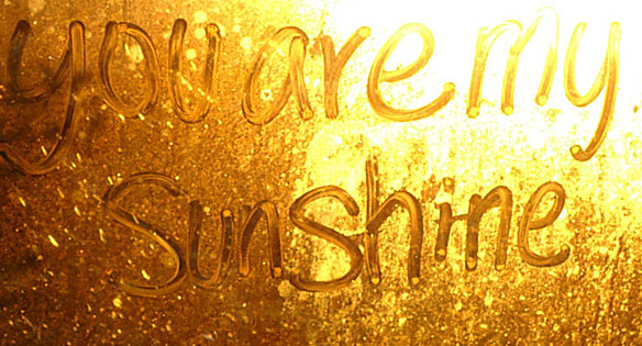CAN'T nobody STEAL your SUNSHINE!