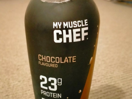 Chocolate Muscles