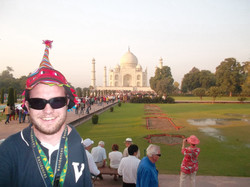 Aww inspiring Taj Mahal