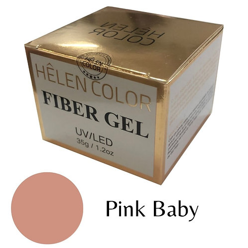 Gel para Alongamento de Unhas Helen Color Original – Pink Baby 35g