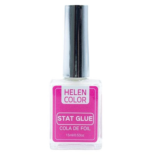 Cola Para Nail Foil 15 ml Helen Color, Decoração, Acrygel