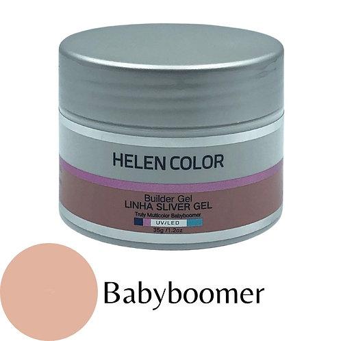 Gel para Unhas de Gel Helen Color Silver – Babyboomer 35g