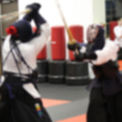 Kendo Japanese Swordfighting Class
