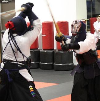 Kendo Japanese Swordfighting Class